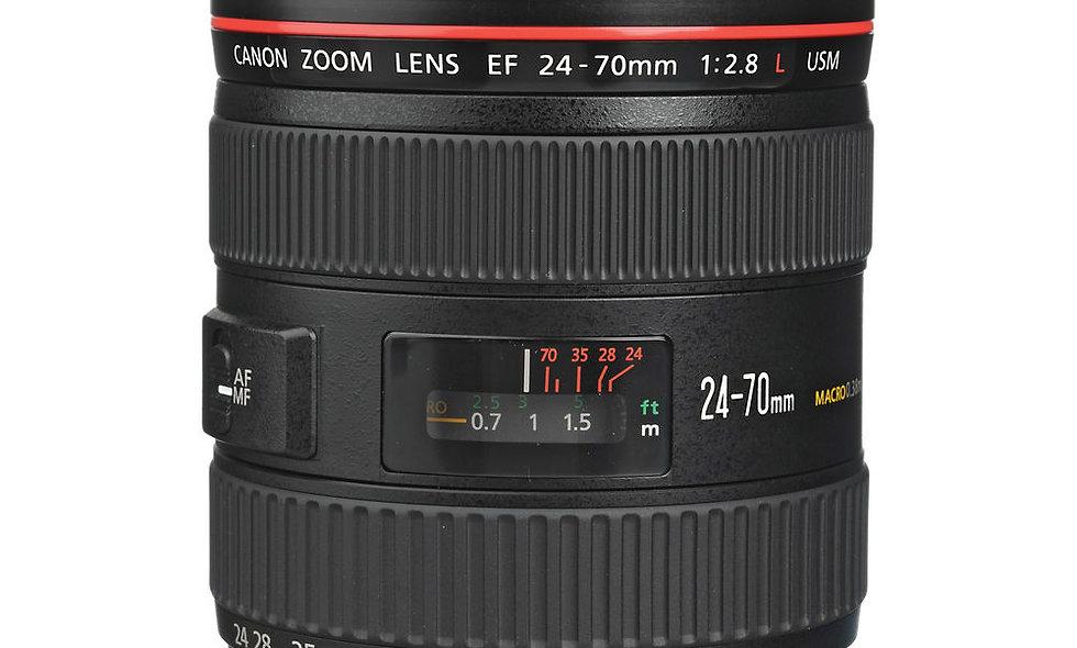 Canon  EF 24 - 70mm f/2.8L