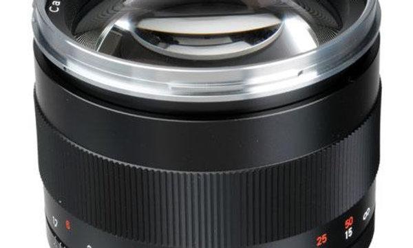 Zeiss Planar 85mm f/1.4 ZE - Nikon F Mount