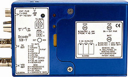 Denecke SB-T Time Code Video Sync Generator