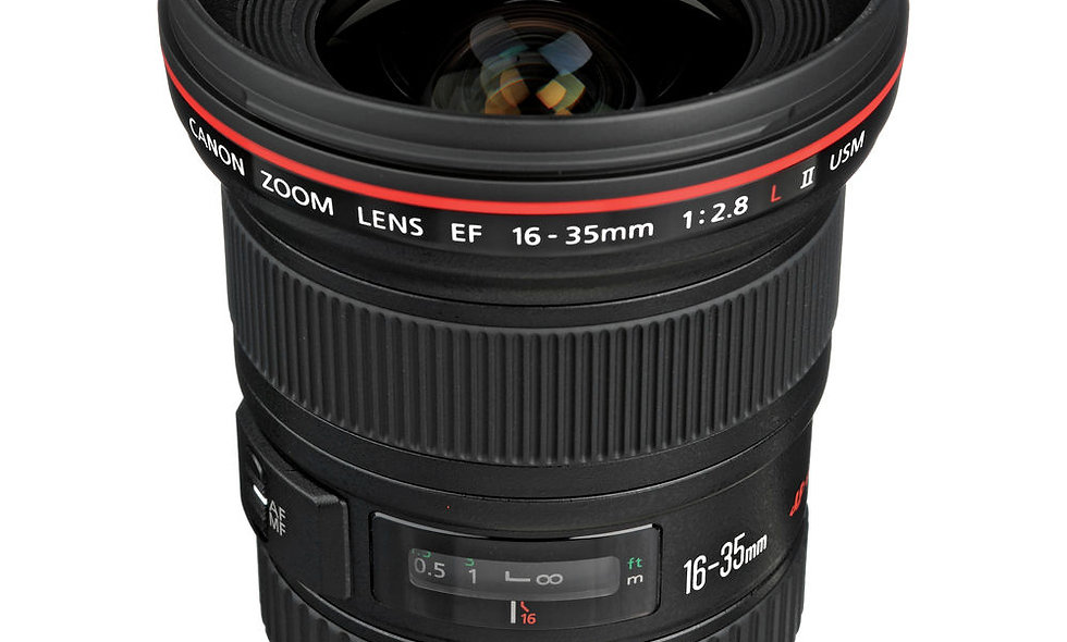 Canon EF 16 - 35mm F/2.8L