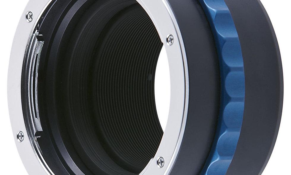 Novoflex Nikon Lens to Sony E Adapter