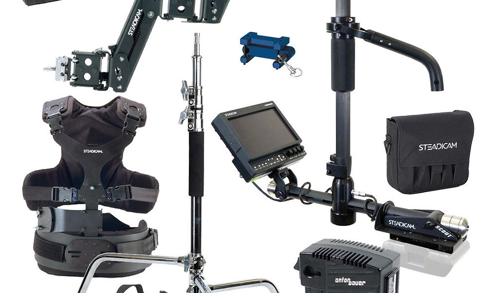 Steadicam Scout HD - 5 to 18lb Payload