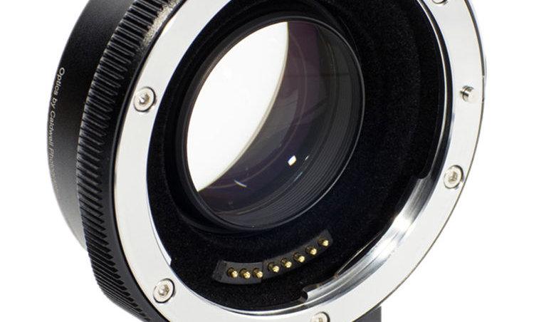Metabones Speed Booster EF Lens to NEX