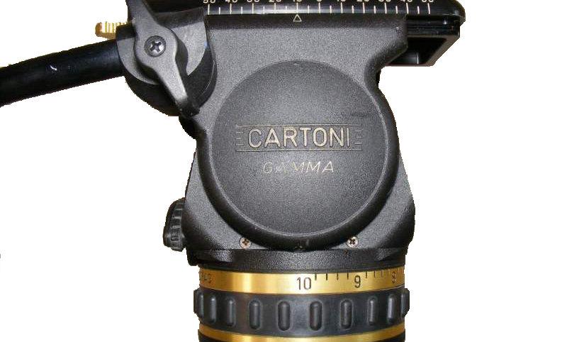 Cartoni Gamma Tripod Kit