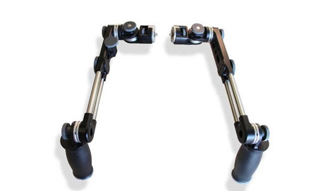 CAS Spider Grips - 15mm