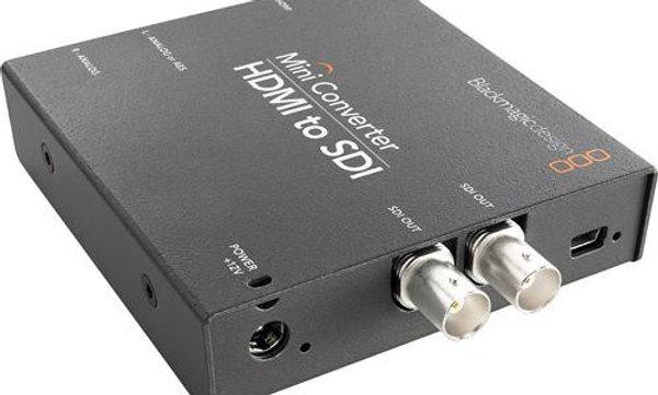 Blackmagic HDMI to HDSDI Converter