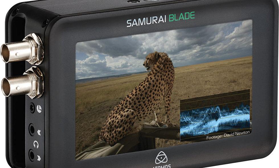 "Atomos Samurai Blade 5"" HDSDI Digital Recorder"