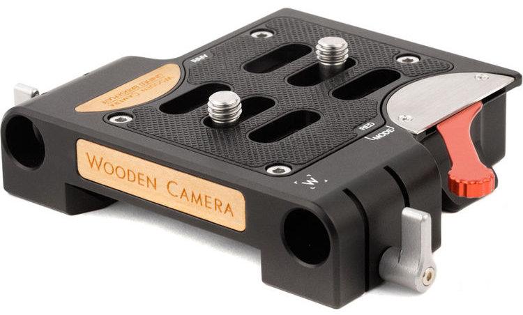 Wooden Camera 15mm Studio Bridgeplate