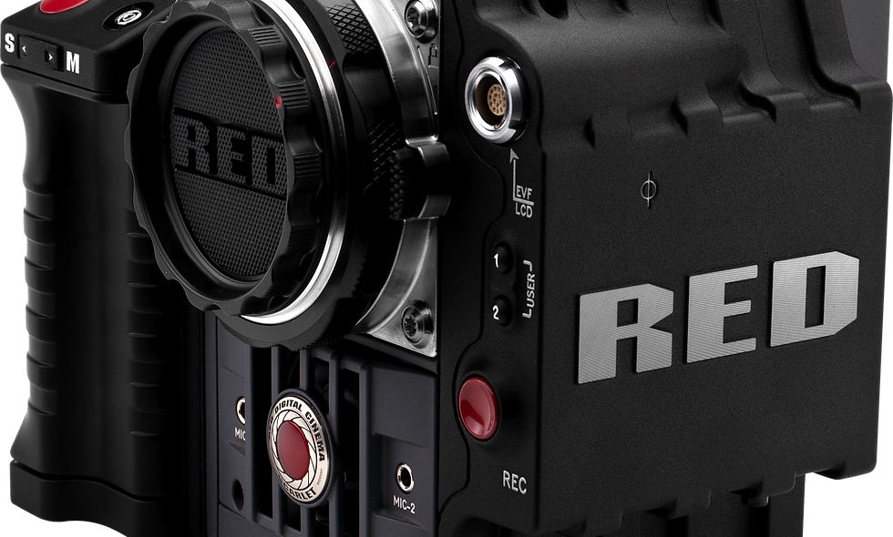 RED Scarlet Basic Package