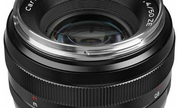 Zeiss Planar 50mm f/1.4 ZE - EF Mount
