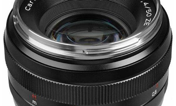 Zeiss Planar 50mm f/1.4 ZE - Nikon F Mount