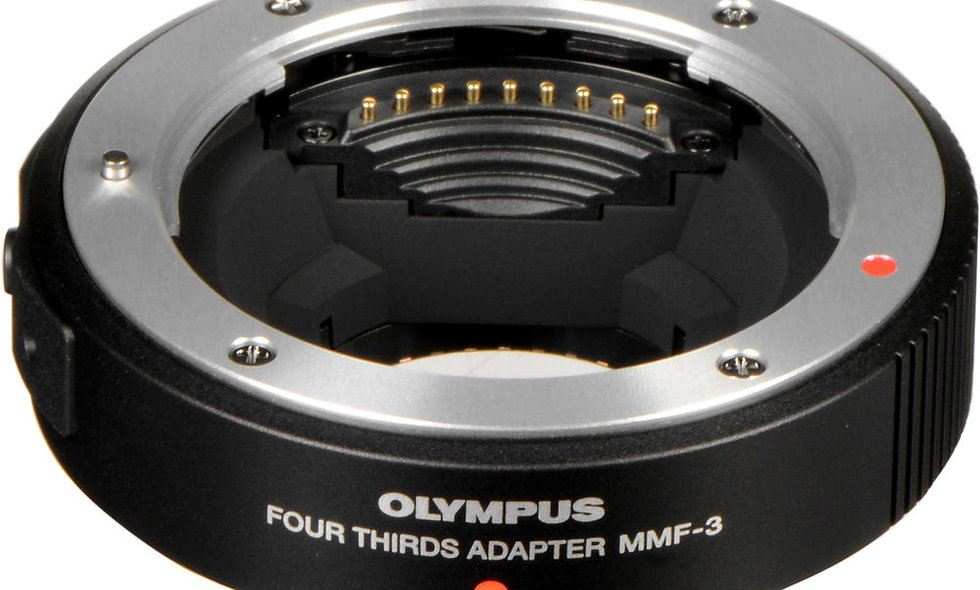 Olympus Four Thirds to Micro Four Thirds Adapter