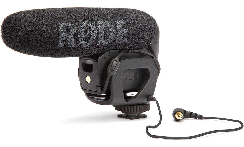 Rode VideoMic Pro DSLR Microphone