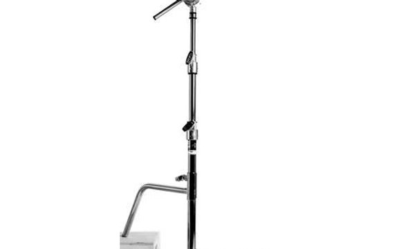 """20"""" C-Stand with Gobo Head and Gobo Arm"""