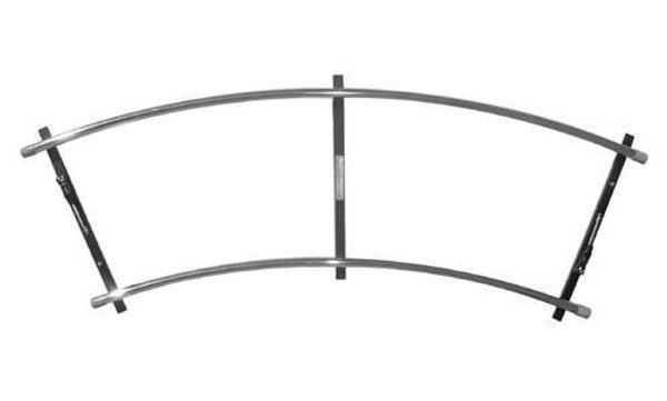 Matthews Heavy Wall Track - Curved - 45 Degree
