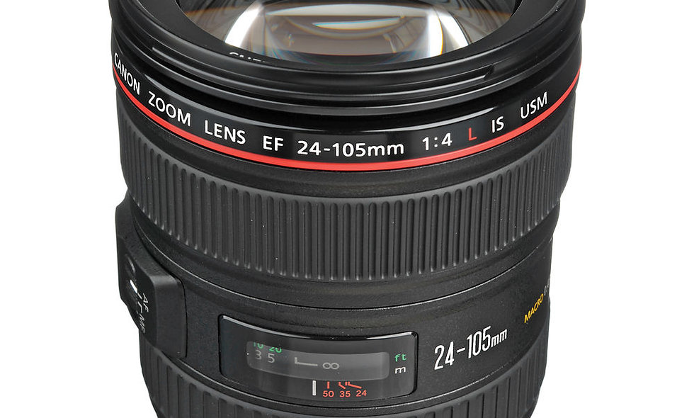 Canon EF 24 - 105mm f/4L IS USM