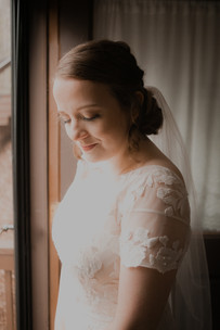 Small Wedding. North Georgia Wedding. Intimate Wedding.