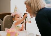 Georgia First Year Birthday Party