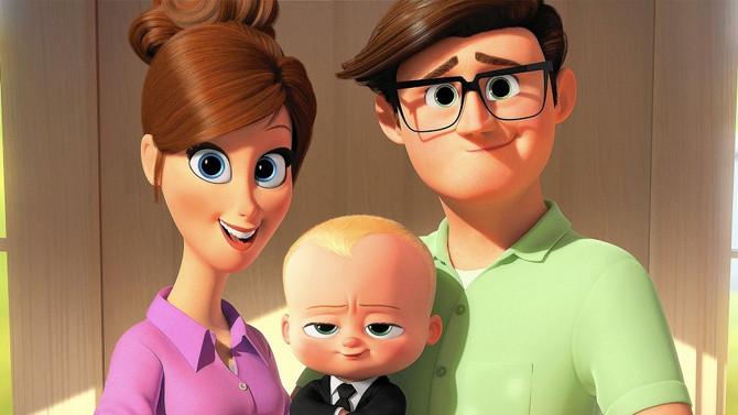 El bebé jefazo (Boss baby)