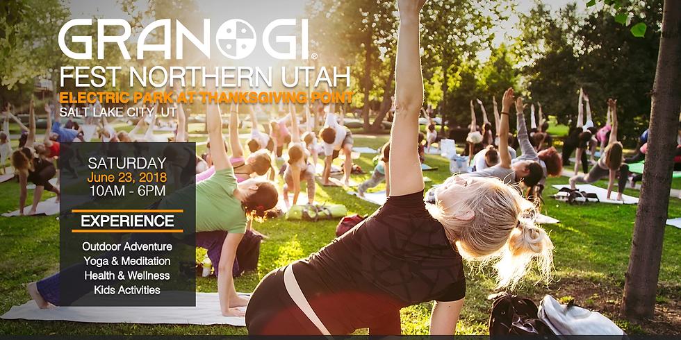 Granogi Gratitude Fest - Northern Utah