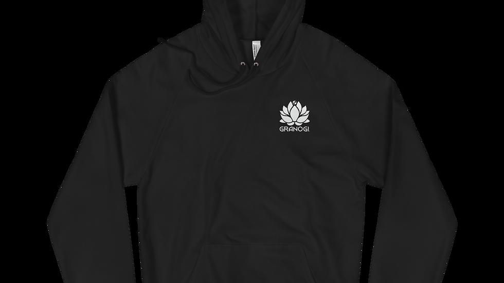 Granogi Lotus Unisex Fleece Hoodie