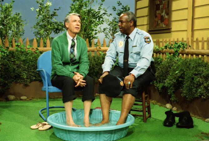 Foot Tub Theology