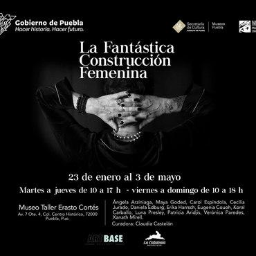 """""""La fantástica construcción femenina"""""""