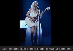 Ellie Goulding BRITS website gallery