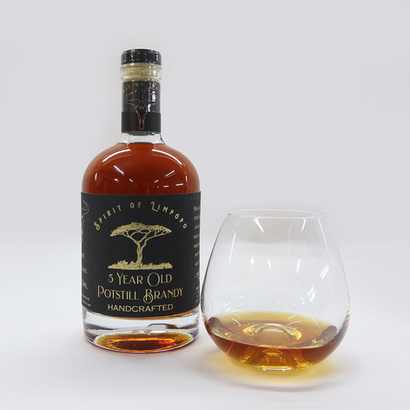 Spirit Of Limpopo 5year Old Potstill Brandy 500ml