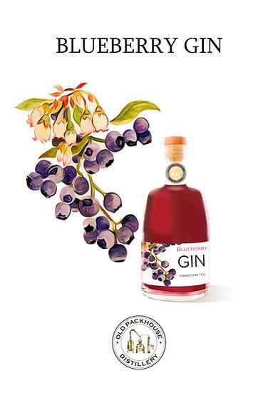 Blueberry Gin 6 x 750ml