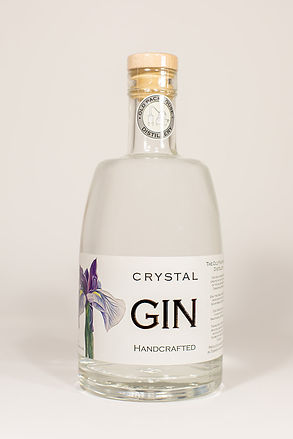 Crystal Gin   The Old Packhouse Distille