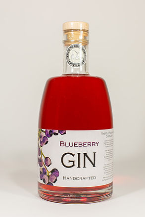 Blueberry Gin   The Old Packhouse Distil