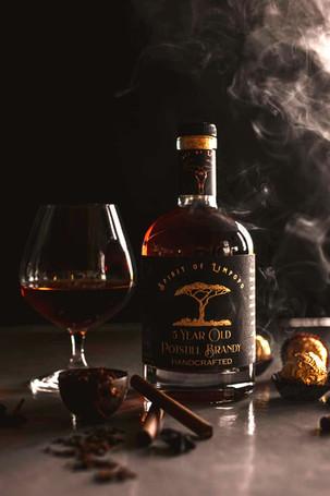 Smoking Smooth Brandy