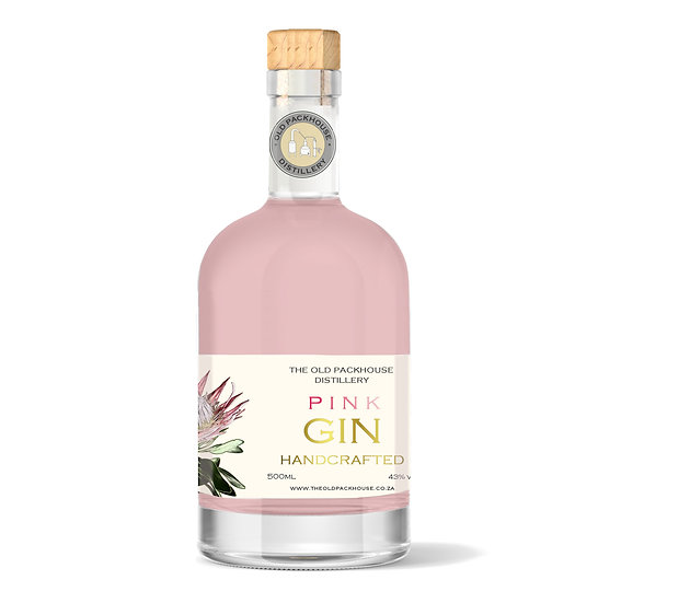 Protea Pink 500ml Case
