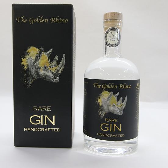 500ml Golden Rhino Rare Gin