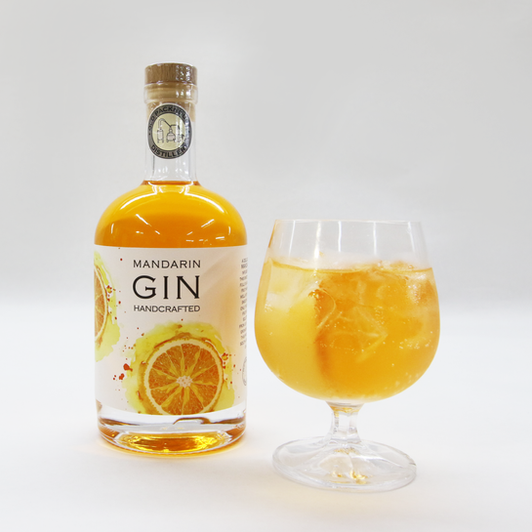 Mandarin Gin _ The Old Packhouse Distillerypng
