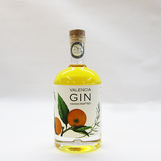 500ml Valencia Gin