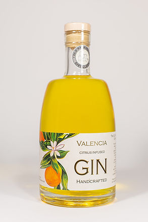 Valencia Gin   The Old Packhouse Distill