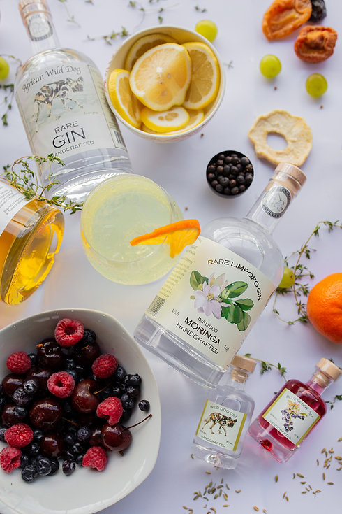 Moringa Gin Party
