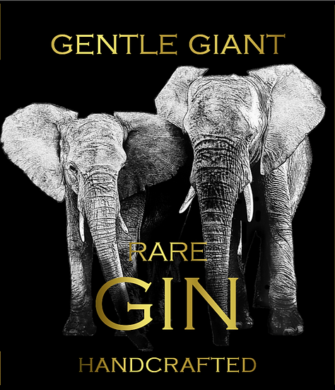 Gentle Giant Rare Gin 500ml Case