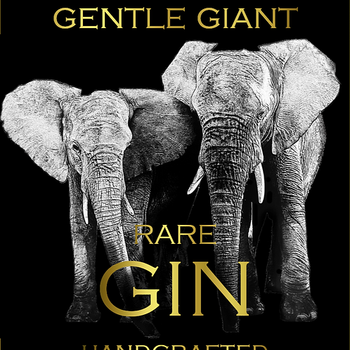 Gentle Giant Rare Gin 500ml Case