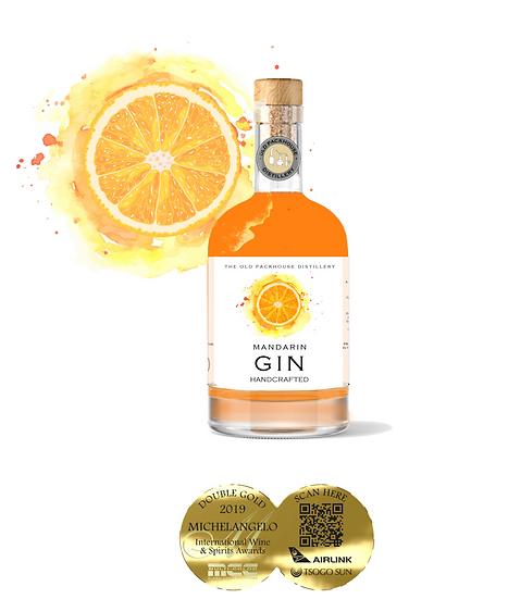 Mandarin Gin 6 x 500ml