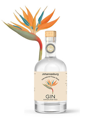 JHB International Flowershow Gin Case
