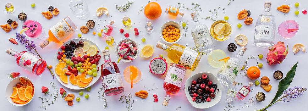 The Old Packhouse Distillery Limpopo Gin
