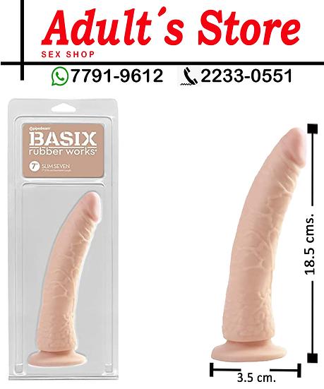 Dildo Basix Slime 7´´