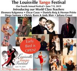Louisville Tango Festival 2019