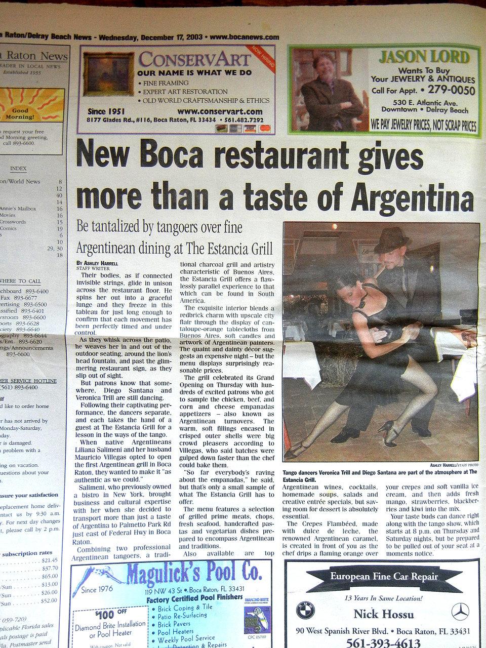 The Boca News