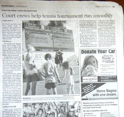The Miami Herald Sony Ericson Tennis