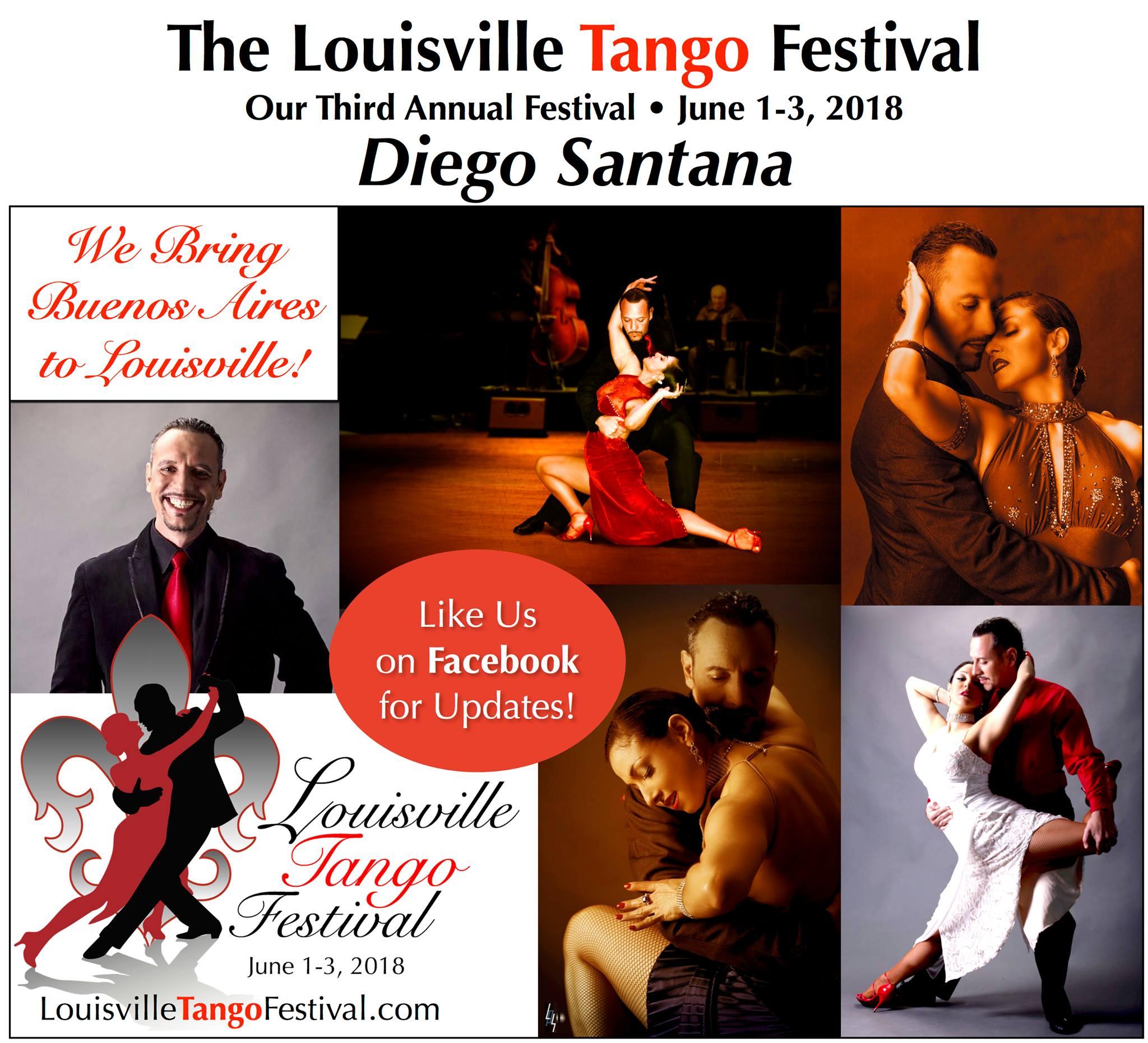 Louisville tango festival 2018