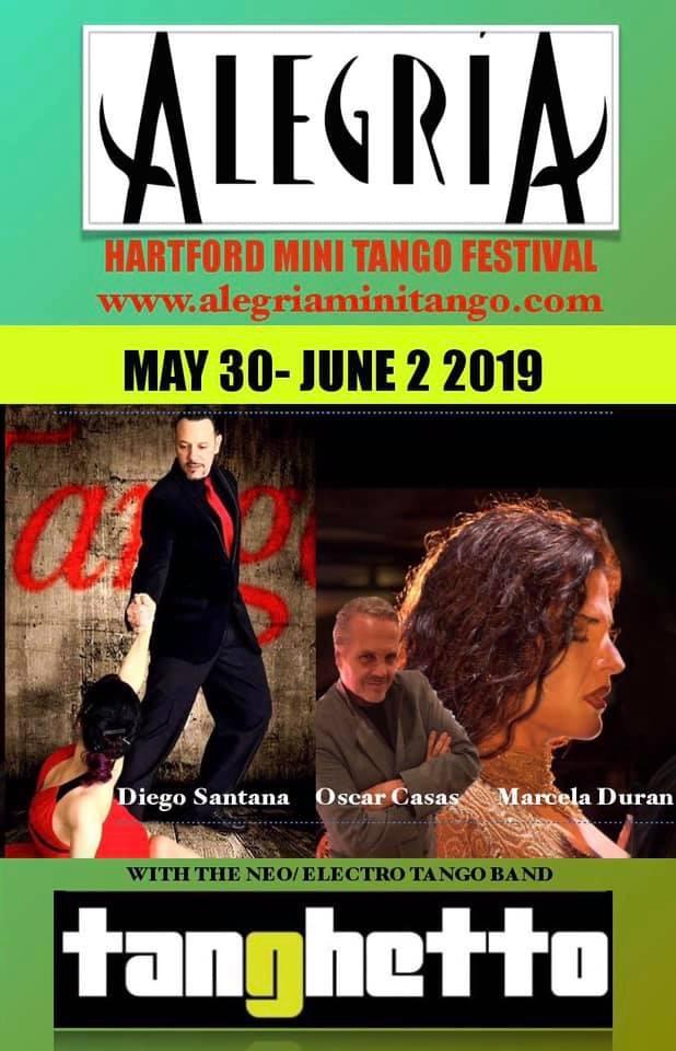 Alegria Tango Festival 2019